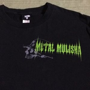 METAL MULISHA BEAUTIFUL TOP EXCELLENT CONDITION
